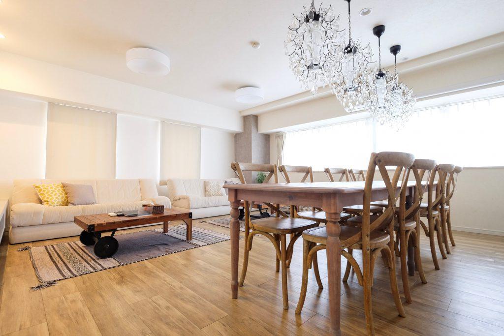 Ookini Hotels Higashi-Shinsaibashi Apartment